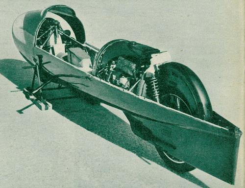 Hoch gegriffen: Kreidler-Weltrekorde Kreidl19