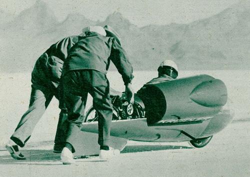Hoch gegriffen: Kreidler-Weltrekorde Kreidl22