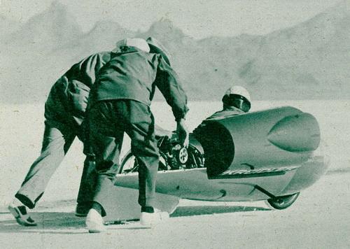 Hoch gegriffen: Kreidler-Weltrekorde Kreidl24