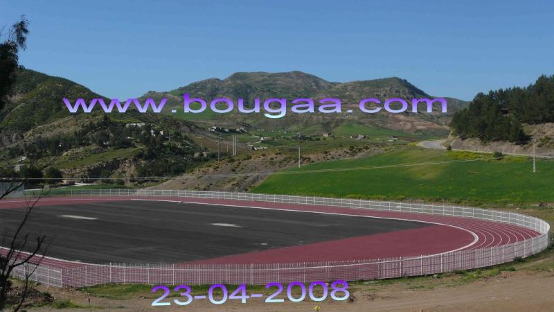 Bougaâ avancement des travaux du stade  23-04-2008 Stade_10