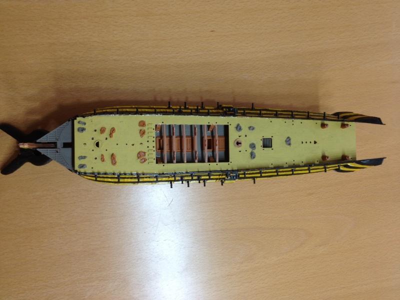 Le H.M.S Victory 1:225 kit plastic de Revell  Photo_40