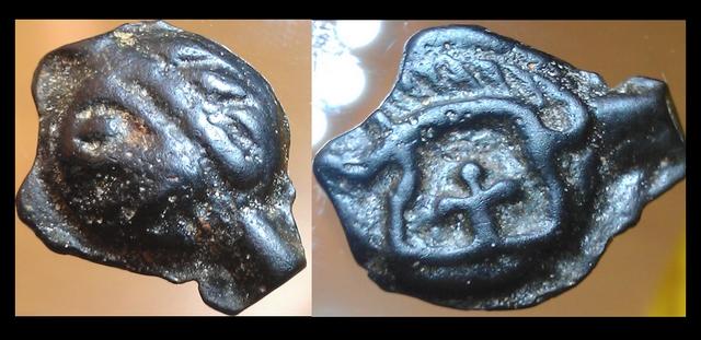 Mes potins et bronze gogo / COL 111