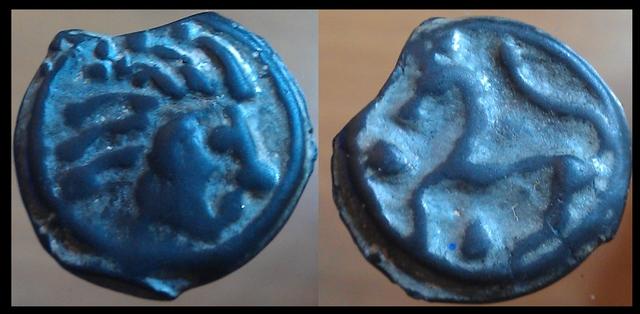 Mes potins et bronze gogo / COL 610