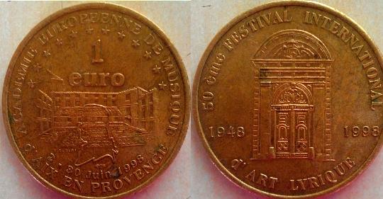 Monnaie de Paris. Jeton210