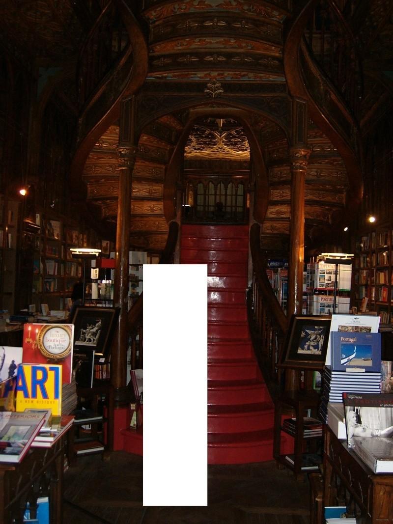 La librairie Lello et Irmao, Porto - Portugal 100b2810