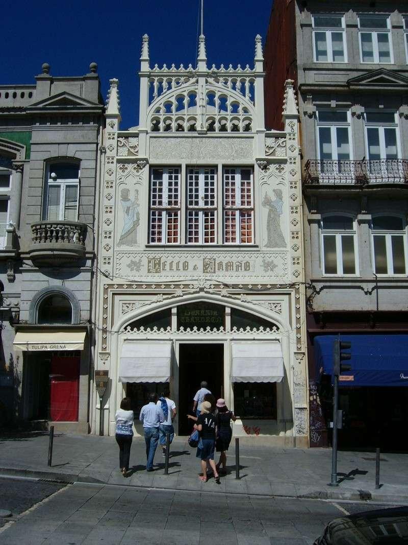 La librairie Lello et Irmao, Porto - Portugal 100b2814