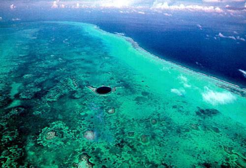 TROUS BLEUS & Cenotes  / Trou Marin / Trou Bleu / Blue Hole / Monde 22315210