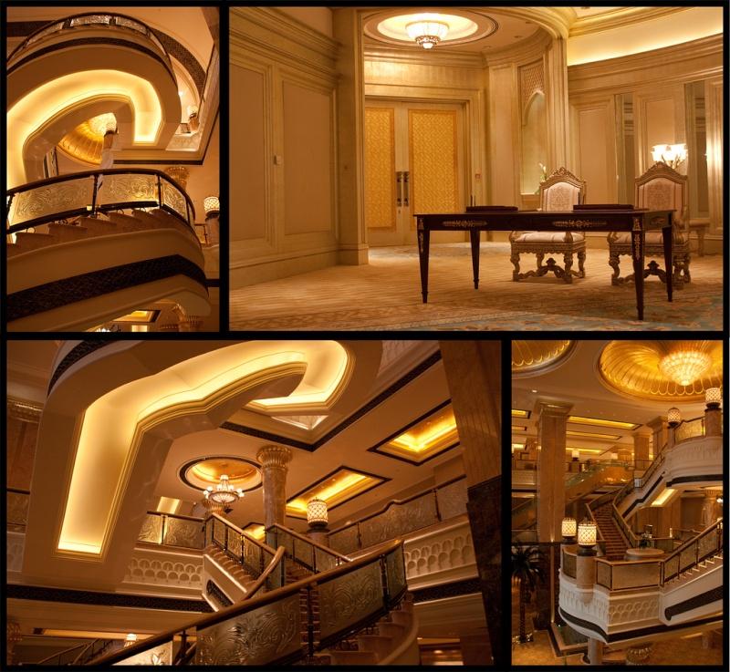 Emirates Palace Hotel, Abu Dhabi - EAU 55159210