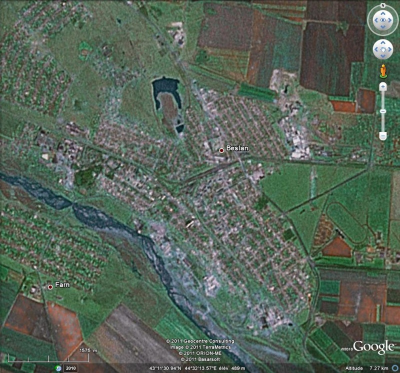 SAS Planet et Google Earth Beslan11