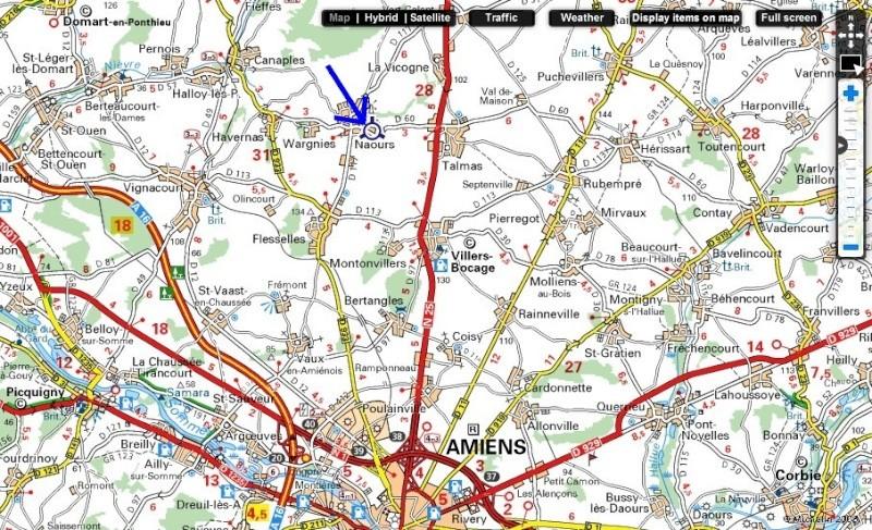 La Muche de Naours - Somme - Picardie - France Captu204
