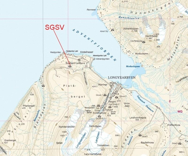Réserve mondiale de semences du Svalbard - Norvège Captu224
