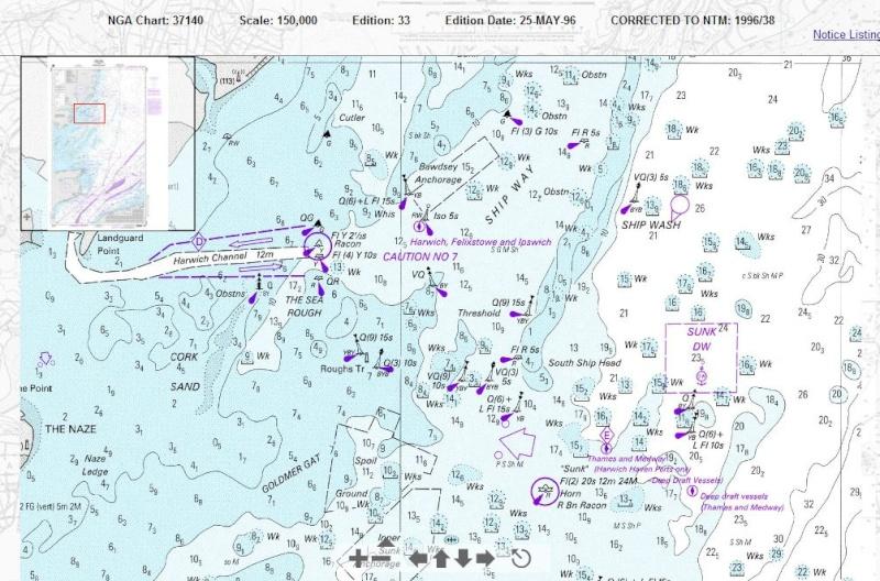 Les Forts Maunsell- Principauté de Sealand - Mer du Nord - UK Captu293
