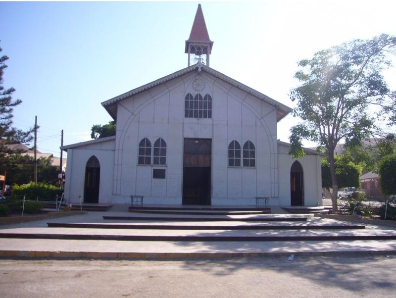 [Mexique] - Eglise d'Eiffel - Santa Rosalia Captu343