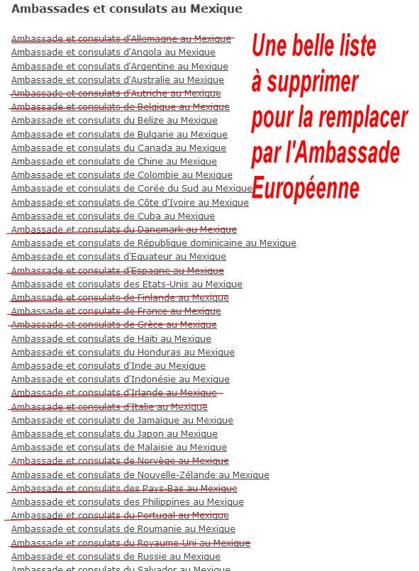Les Ambassades de France dans le Monde - Page 9 Captu345