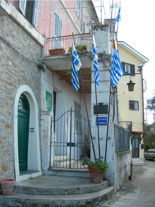 Micronation - Principauté de Seborga - Ligurie - Italie Captu348