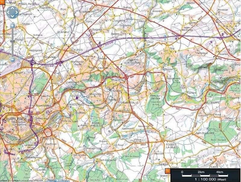Superposition de cartes sur Google Earth [Recherche de kmz et d'Overlays] Captu382
