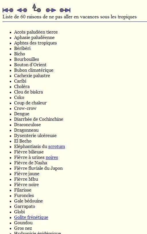 ECHOLALIE : Le site de toutes les listes Captu388