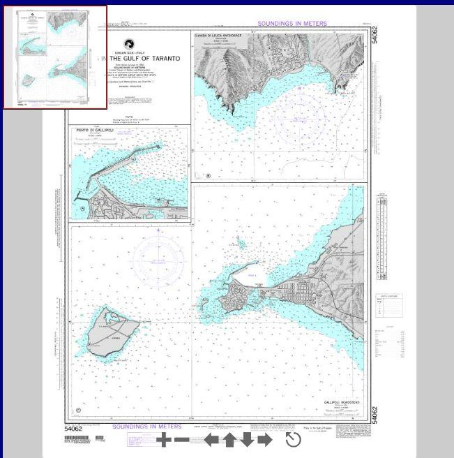 Cartes Marines - Nautical Maps - Cartas Nauticas - Page 3 Captu406