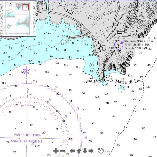Cartes Marines - Nautical Maps - Cartas Nauticas - Page 3 Captu408