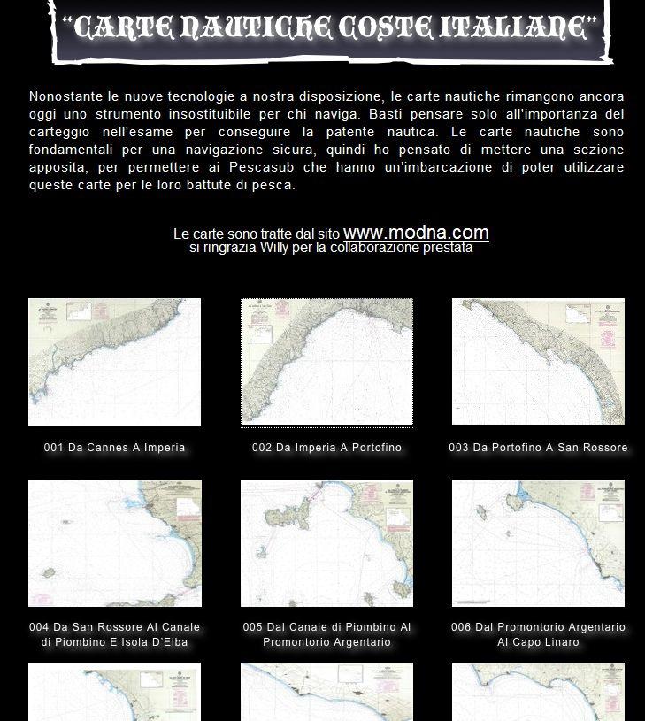 Cartes Marines - Nautical Maps - Cartas Nauticas - Page 3 Captu410