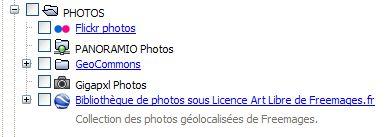 Votre onglet LIEUX PRÉFÉRÉS sur le logiciel Google Earth Captu412