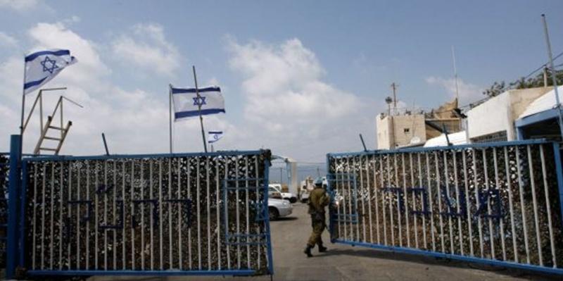 [Israël] - Cap Hanikra - Frontière Israel / Liban  Captu434