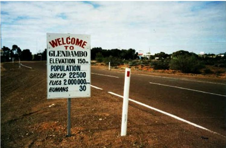 [Australie] - Welcome to Glendambo - outback Captu486
