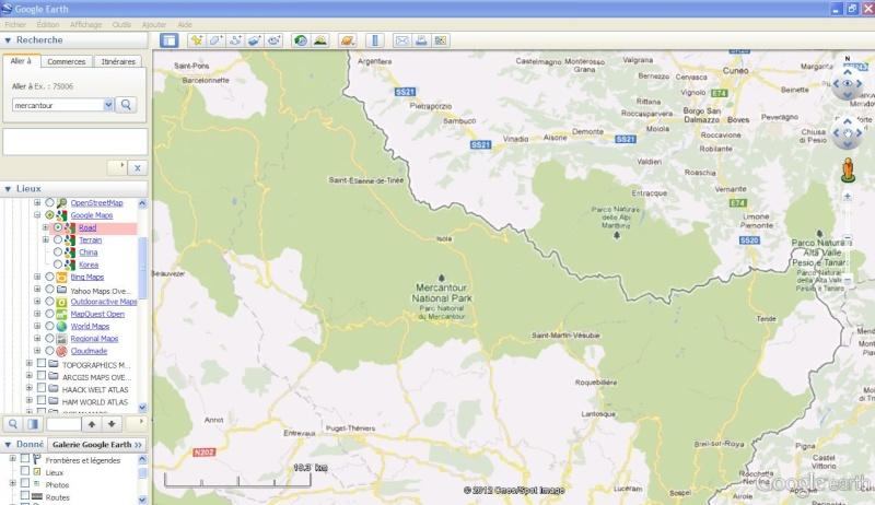 Parc du Mercantour : recherche d'une superposition pour Google Earth Captu497
