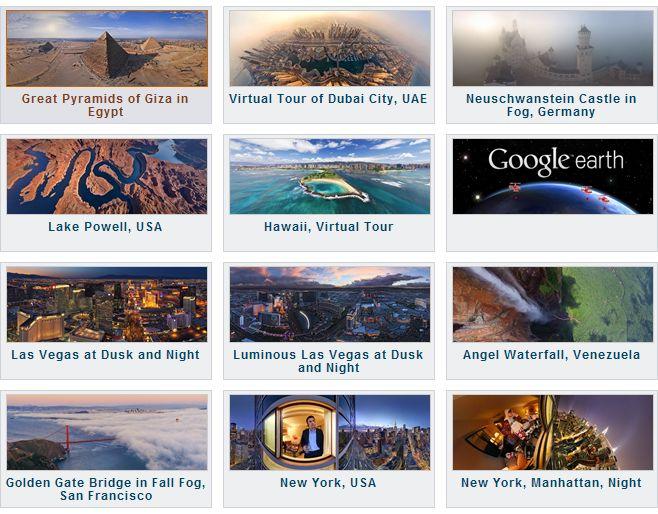 Pyramides d'Egypte par le ciel. Captu520