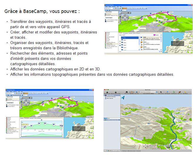 BASECAMP et Google Earth Captu582