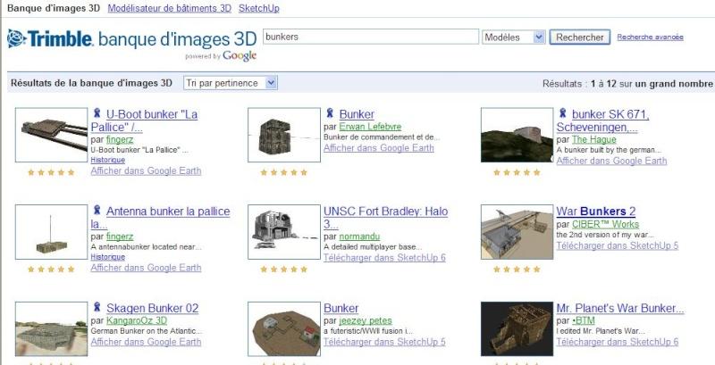 TOUS LES BATIMENTS 3D DE SKETCHUP dans GE [Surcouche / Overlay pour Google Earth] Captu661