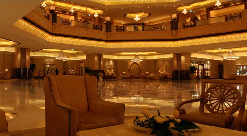 Emirates Palace Hotel, Abu Dhabi - EAU Captu668