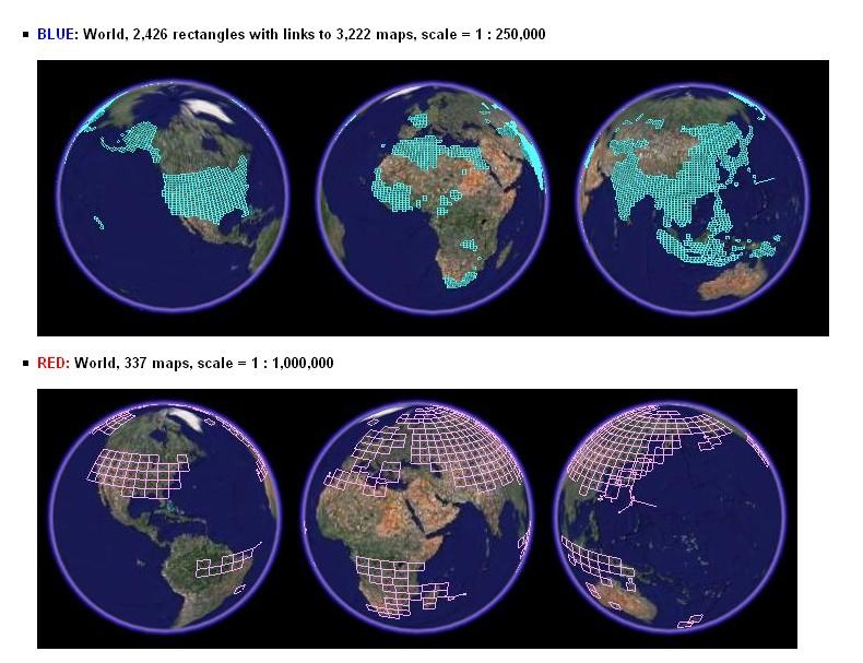 Cartes de l'U.S. Army [Surcouche / Overlay pour Google Earth] Captur23