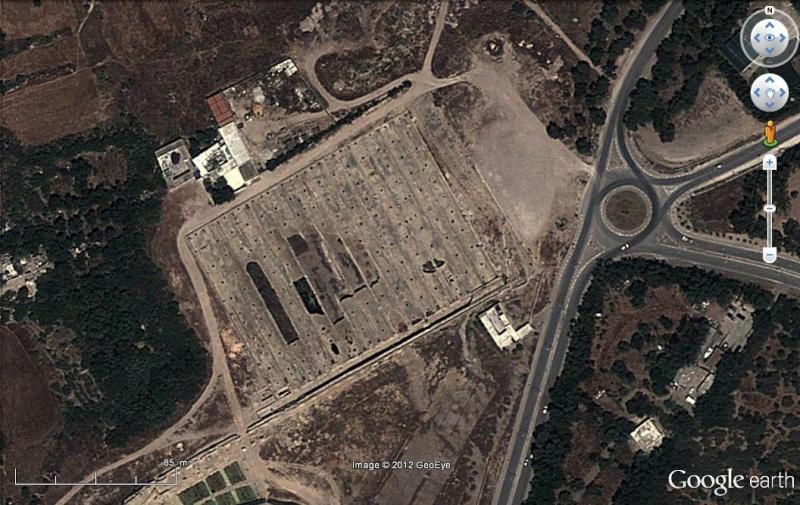 Colline de Byrsa - Carthage - Tunisie Car110