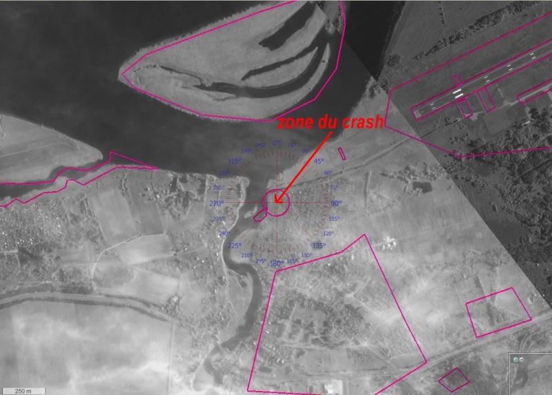 Crash aérien Aéroport de Laroslavl  Russie 57°33'25.55''N 40°09'10.55''E Crash11