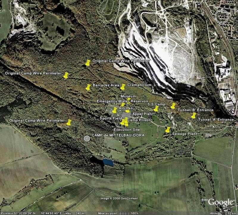 Camps de concentration et d'extermination Dora10