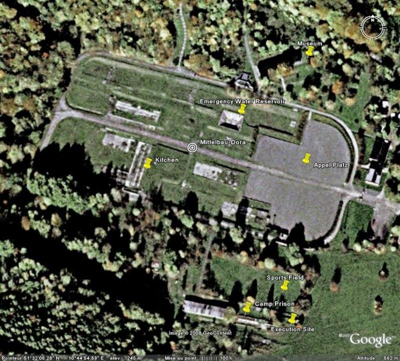 Camps de concentration et d'extermination Dora_210