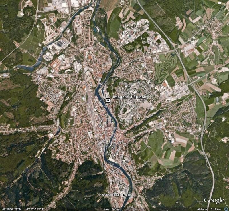 L'Imagerie d' Epinal - Vosges - Lorraine - France Epinal10