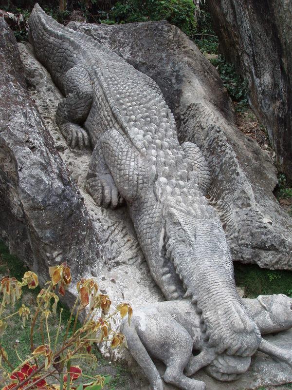 Zoológico de Piedra - Guantanamo - Cuba Gnt30310