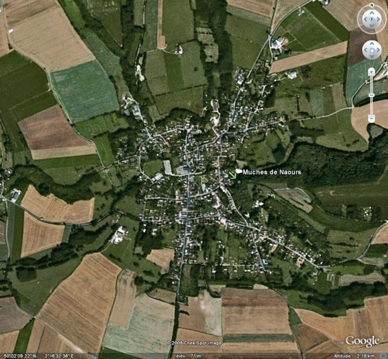 La Muche de Naours - Somme - Picardie - France Goog_n10