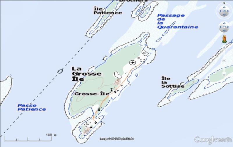 [Canada] - Grosse-Île : L'île de la Quarantaine Groos10