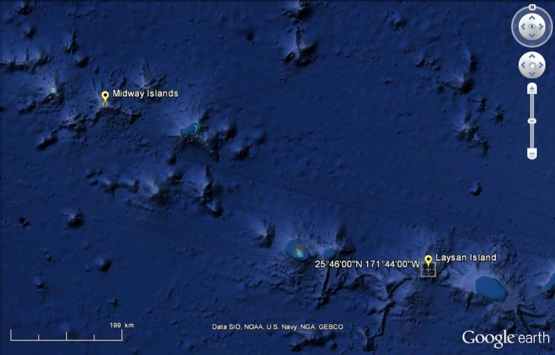 Midway Atoll: la culpabilité des hommes. Iles10