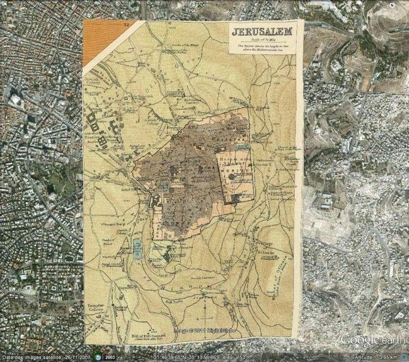 OVERLAYS : Les plans historiques de Jérusalem Jeru110