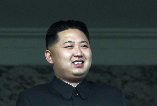 Kim Jong-un succède à Kim Jong-il - Corée du Nord Kim-jo10