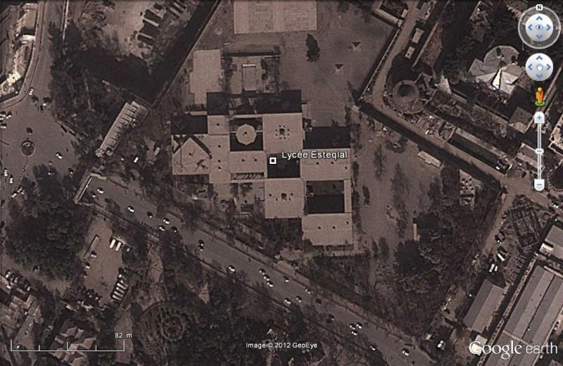 [AFGHANISTAN] Kaboul, la renaissance et la croissance d'une capitale Lycee10