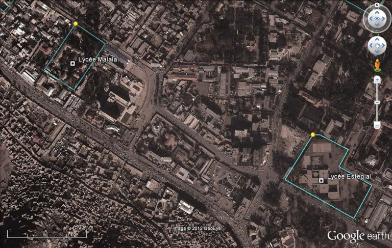 [AFGHANISTAN] Kaboul, la renaissance et la croissance d'une capitale Lycees10