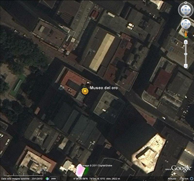 Museo del Oro - Bogota - Colombie Mdo10