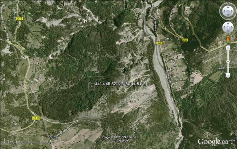Parc du Mercantour : recherche d'une superposition pour Google Earth Mercan12