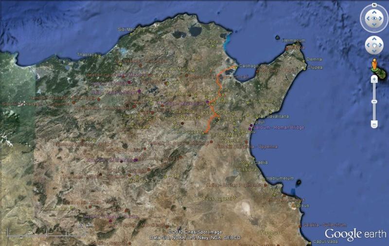 Colline de Byrsa - Carthage - Tunisie Mini0111