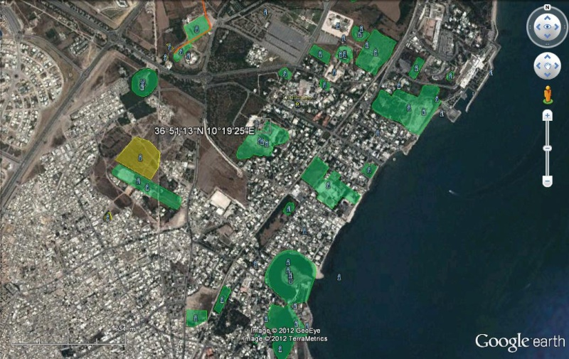 Colline de Byrsa - Carthage - Tunisie Mini11